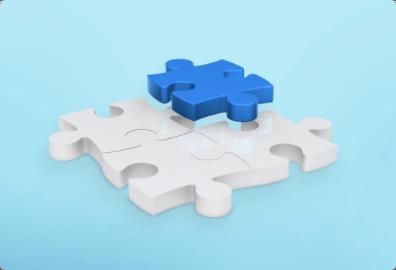 Puzzle Symbolbild