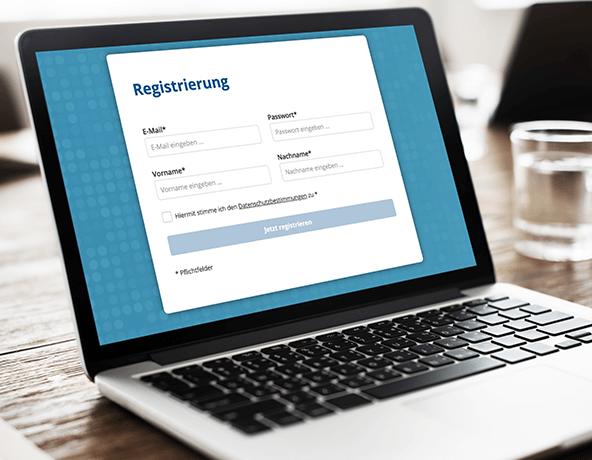 registrierung